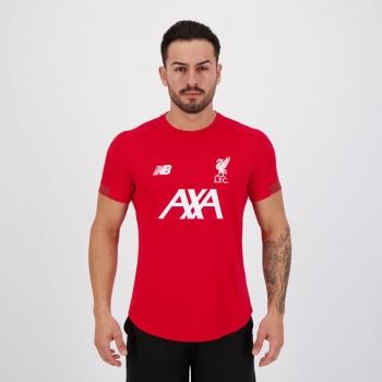 Camisa New Balance Liverpool Treino 2020