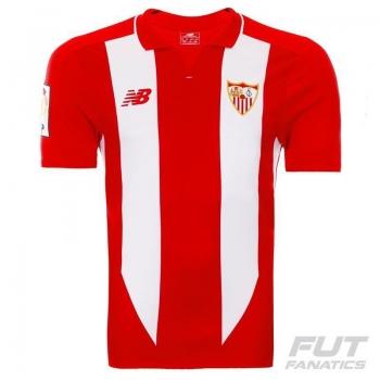 Camisa New Balance Sevilla Away 2016