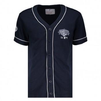 Camisa New Era MLB New York Yankees Marinho
