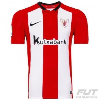 Camisa Nike Athletic Bilbao Home 2016