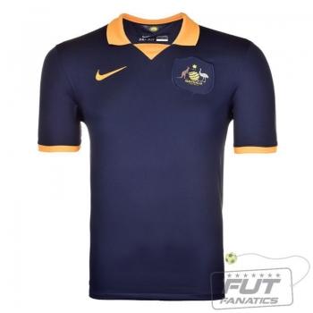 Camisa Nike Austrália Away 2014