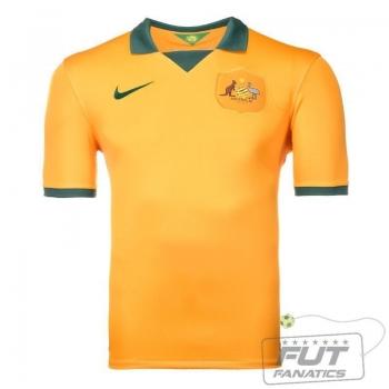 Camisa Nike Austrália Home 2014