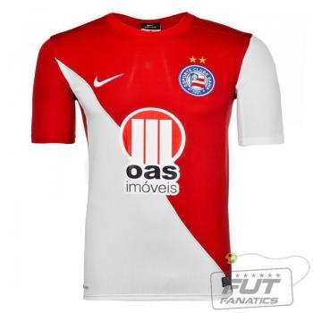 Camisa Nike Bahia Goleiro I 2012 Jogador