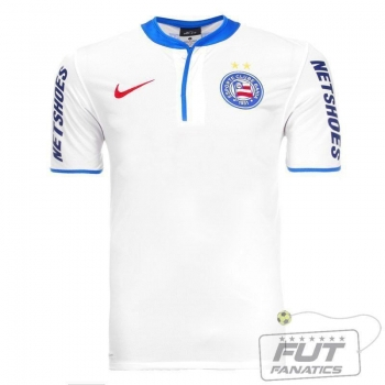 Camisa Nike Bahia I 2013 S/ Patrocínio