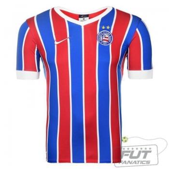 Camisa Nike Bahia II 2014 S/ Patrocínio