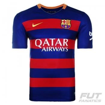 Camisa Nike Barcelona Home 2016