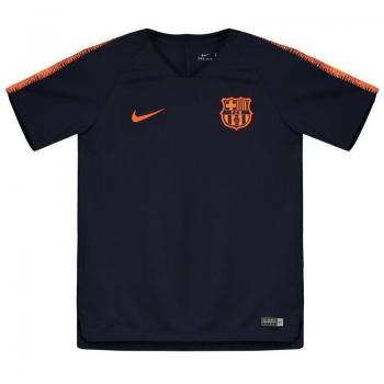 Camisa Nike Barcelona Treino 2018 Juvenil