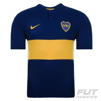 Camisa Nike Boca Juniors Home 2015