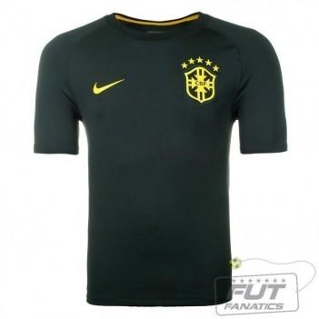Camisa Nike Brasil III 2014