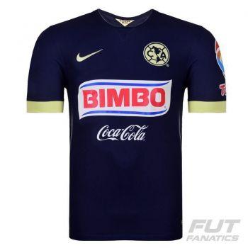 Camisa Nike Club América Away 2015