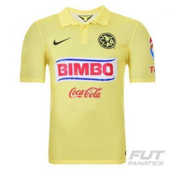 Camisa Nike Club América Home 2015