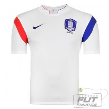 Camisa Nike Coréia Do Sul Away 2014