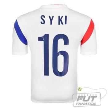 Camisa Nike Coreia Do Sul Away 2014 16 S Y Ki Matchday
