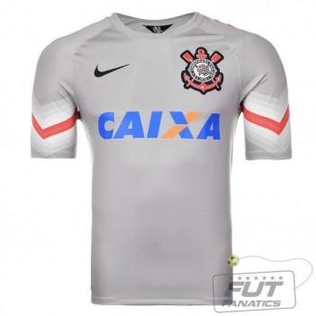 Camisa Nike Corinthians Goleiro 2014
