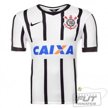 Camisa Nike Corinthians I 2014