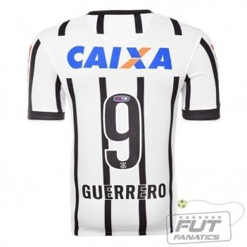 Camisa Nike Corinthians I 2014 9 Guerrero