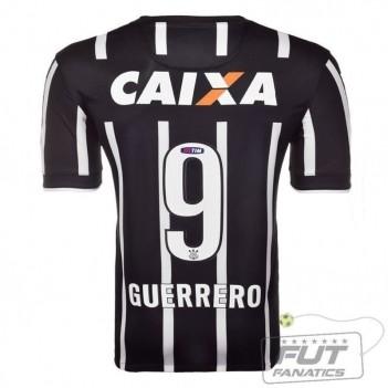 Camisa Nike Corinthians II 2014 9 Guerrero