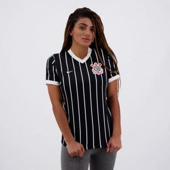 Camisa Nike Corinthians II 2020 Feminina