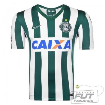 Camisa Nike Coritiba II 2014