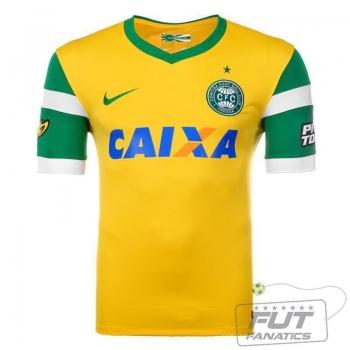 Camisa Nike Coritiba III 2014