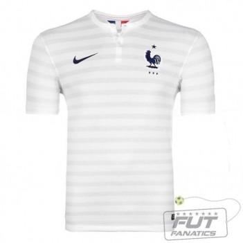 Camisa Nike França Away 2014