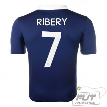 Camisa Nike França Home 2014 7 Ribéry