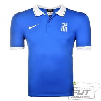 Camisa Nike Grécia Away 2014