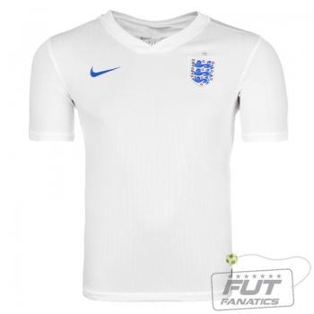 Camisa Nike Inglaterra Home 2014