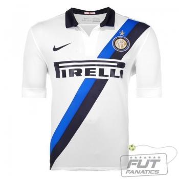 Camisa Nike Inter de Milão Away 2012