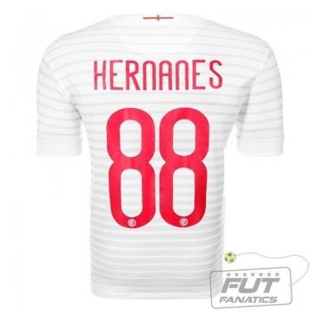 Camisa Nike Inter De Milão Away 2015 88 Hernanes