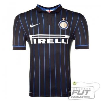 Camisa Nike Inter de Milão Home 2015