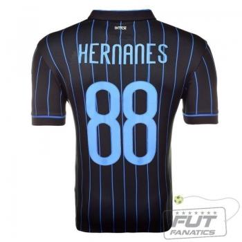 Camisa Nike Inter De Milão Home 2015 88 Hernanes