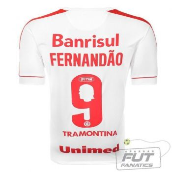 Camisa Nike Internacional II 2014 9 Fernandão