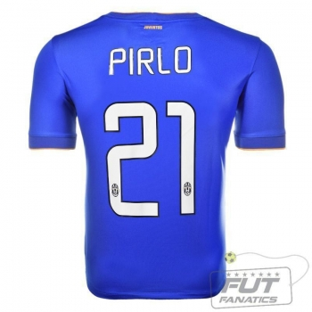 Camisa Nike Juventus Away 2015 21 Pirlo