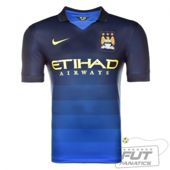 Camisa Nike Manchester City Away 2015