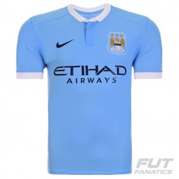 Camisa Nike Manchester City Home 2016