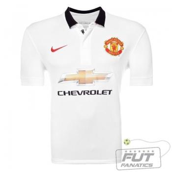 Camisa Nike Manchester United Away 2015