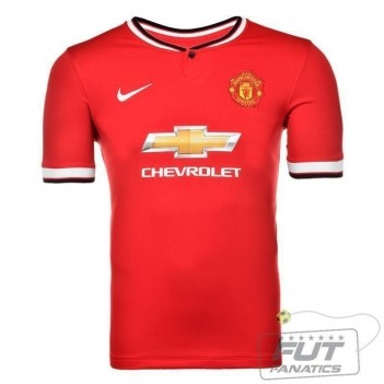 Camisa Nike Manchester United Home 2015