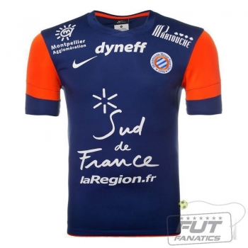 Camisa Nike Montpellier Home 2013