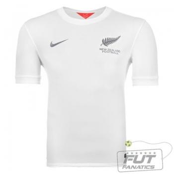 Camisa Nike Nova Zelândia Home 2014