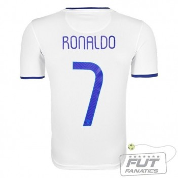 Camisa Nike Portugal Away 2014 7 Ronaldo