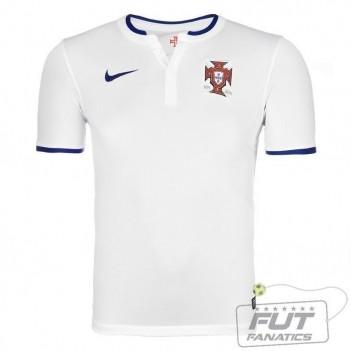 Camisa Nike Portugal Away 2014