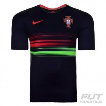 Camisa Nike Portugal Away 2016