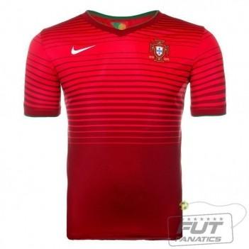 Camisa Nike Portugal Home 2014