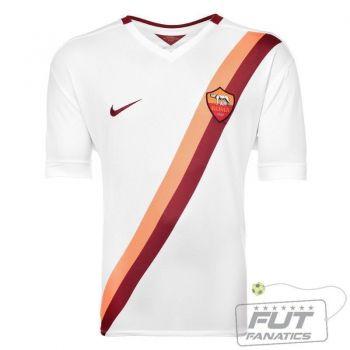 Camisa Nike Roma Away 2015