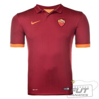 Camisa Nike Roma Home 2015