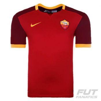 Camisa Nike Roma Home 2016