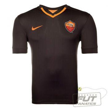 Camisa Nike Roma Third 2015