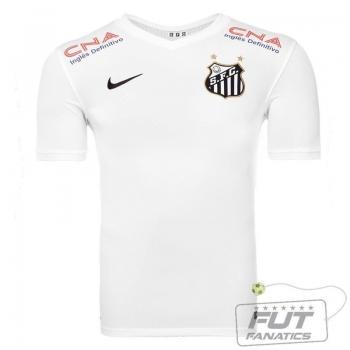 Camisa Nike Santos I 2014