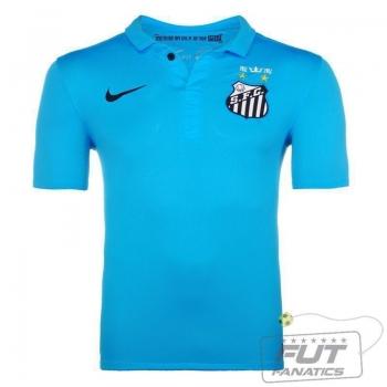 Camisa Nike Santos III 2012 Centenário S/ Patrocínio